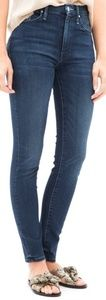 MOTHER high waisted Jeans  denim pants skinny jean